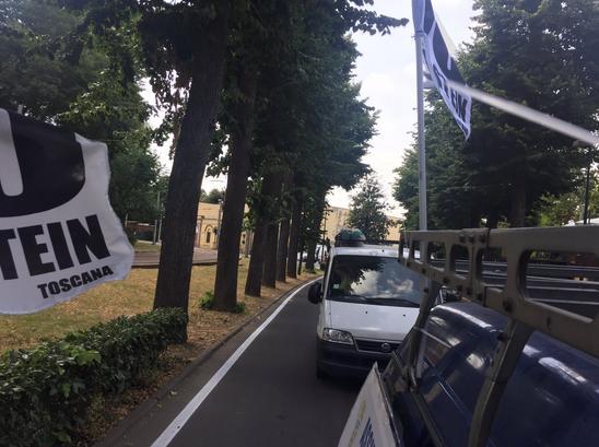 Ambulanti no Bolkestein, oggi corteo sui viali